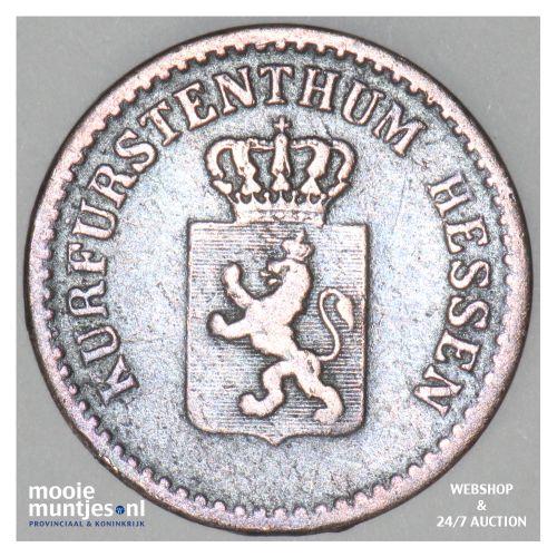 silber groschen - electorate (regular coinage) - German States/Hesse-Cassel 1860