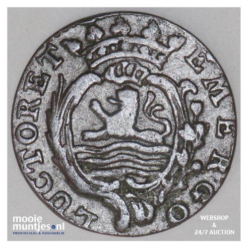 Zeeland - Duit - 1788 (kant B)