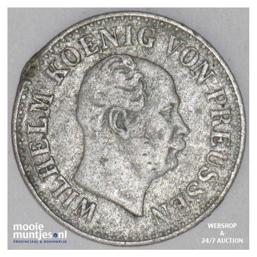 1/2 neu-groschen (5 pfennig) - German States/Prussia 1867 A (KM 484) (kant B)