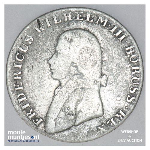 4 groschen - German States/Prussia 1804 A (KM 370) (kant B)