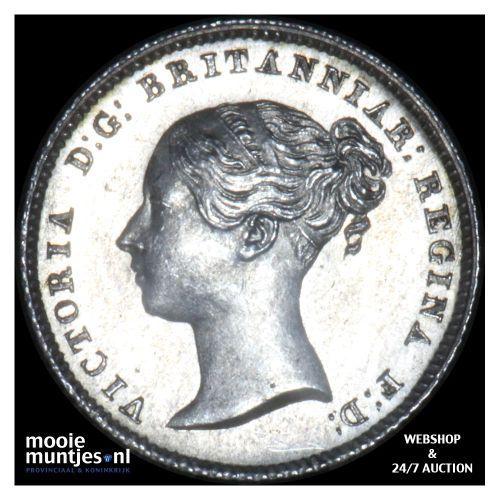 4 pence (groat) - Great Britain 1838 (KM 731.1) (kant B)