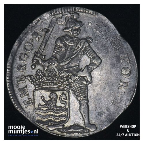 Zeeland - Dubbele daalder of 10 schelling - 1690 (kant B)