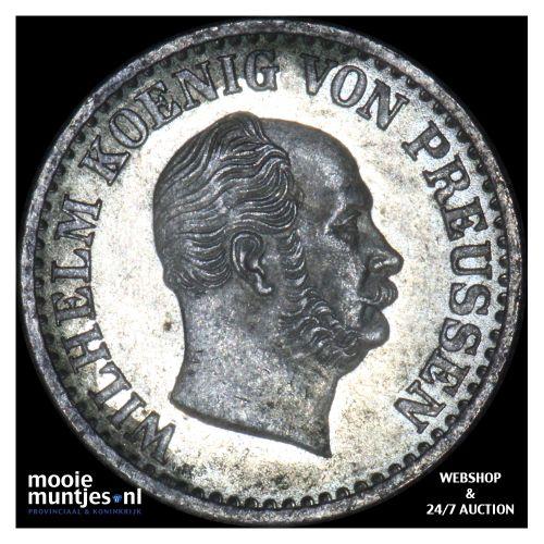 groschen - German States/Prussia 1870 C (KM 485) (kant B)
