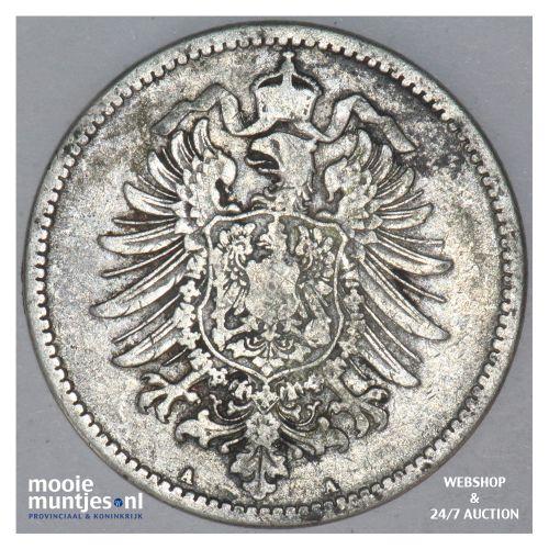 mark - Germany 1875 A (KM 7) (kant B)