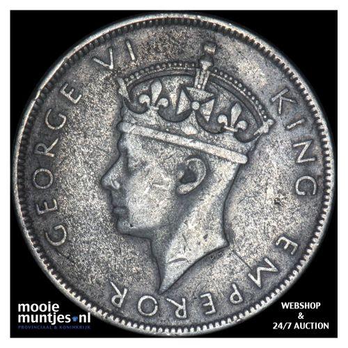 rupee - British crown colony - Seychelles 1939 (KM 4) (kant B)
