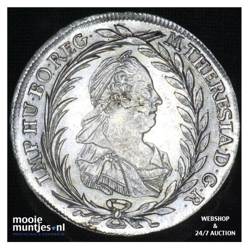 20 kreuzer - uniform coinage - Austria 1778A IC-FA (KM 1999) (kant B)