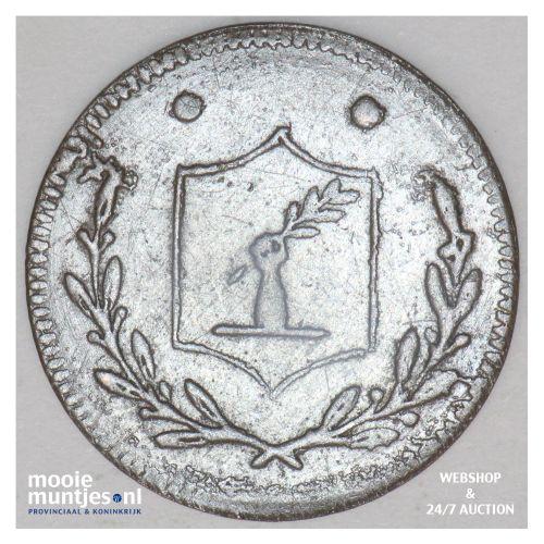 atribuo - token coinage - German States/Frankfurt am Main 1809 (KM Tn2) (kant B)
