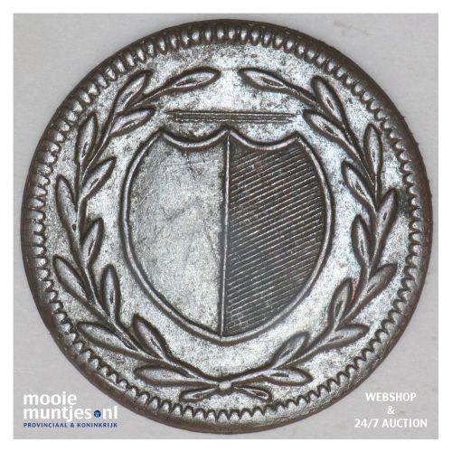 pfennig - token coinage - German States/Frankfurt am Main 1819 (KM Tn6) (kant B)