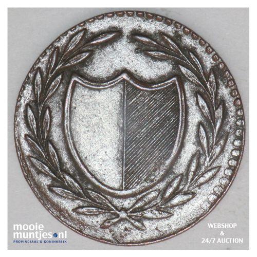 pfennig - token coinage - German States/Frankfurt am Main 1819 (KM Tn5) (kant B)
