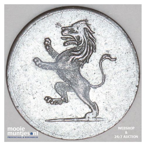 heller - token coinage - German States/Frankfurt am Main 1821 (KM Tn12) (kant B)