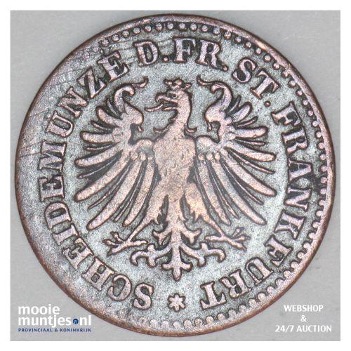 heller - German States/Frankfurt am Main 1859 (KM 356) (kant B)