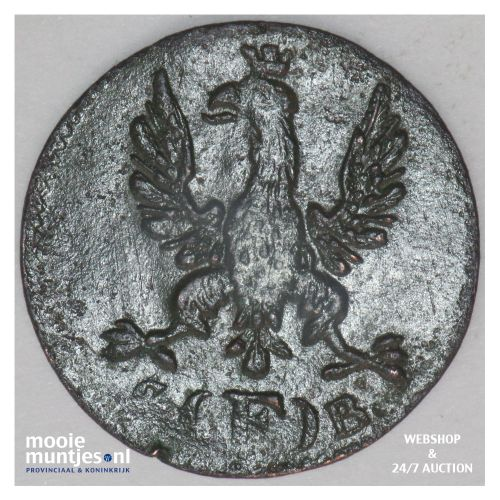 heller - German States/Frankfurt am Main 1819 (KM 301) (kant B)
