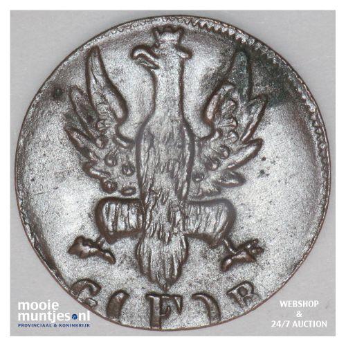 heller - German States/Frankfurt am Main 1821 (KM 301) (kant B)