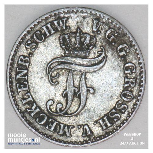 1/48 thaler (schilling) - grand duchy - German States/Mecklenburg-Schwerin 1864