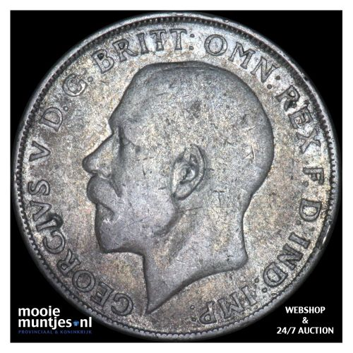 florin (two shillings) - Great Britain 1926 (KM 817a) (kant B)