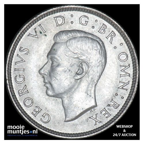 florin (two shillings) - Great Britain 1940 (KM 855) (kant B)