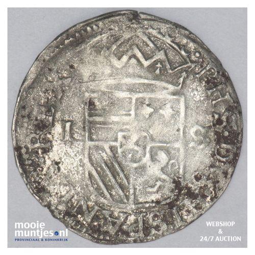 Stad Utrecht - Stuiver - 1578 (kant B)