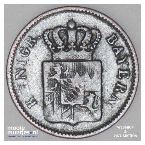 kreuzer - German States/Bavaria 1849 (KM 799) (kant B)