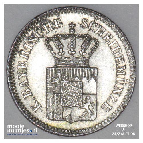 kreuzer - German States/Bavaria 1862 (KM 858) (kant B)