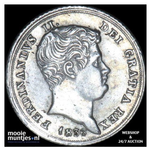 10 grana - Italian States/Naples 1836 (KM 323) (kant A)