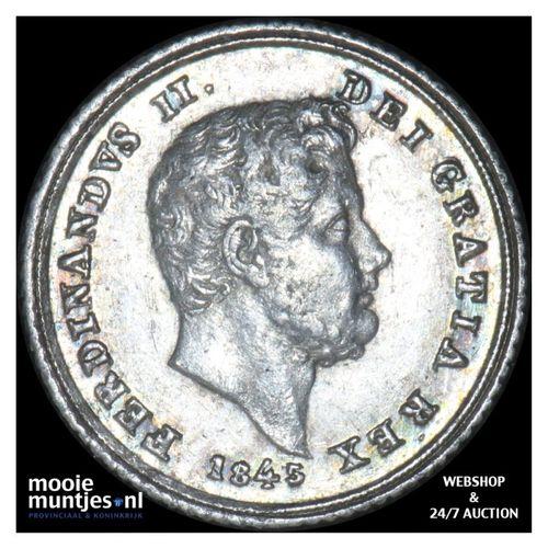 10 grana - Italian States/Naples 1845 (KM 328) (kant A)