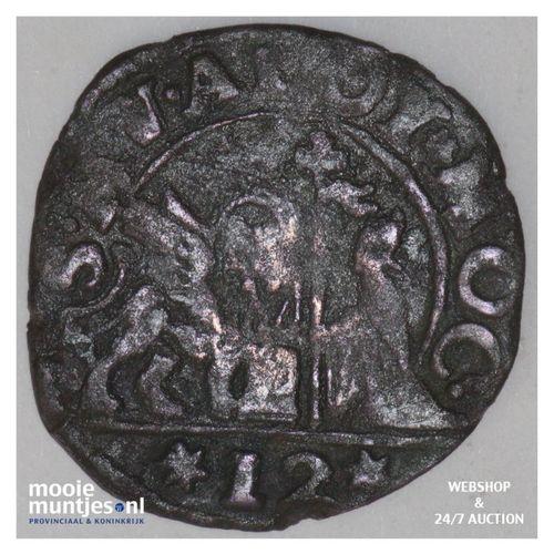 soldo (12 bagattini) - Italian States/Venice z.j. - no date (KM 464) (kant A)