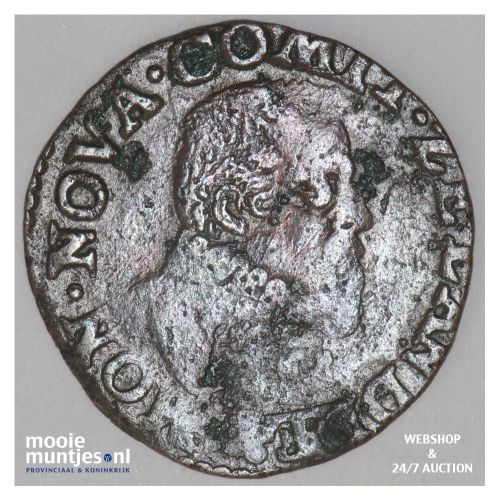 Zeeland - Oord - 1643 (kant B)