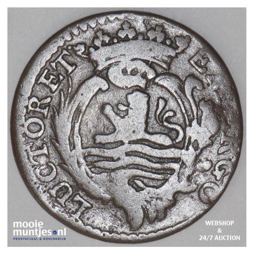Zeeland - Duit - 1787 (kant B)