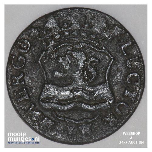 Zeeland - Duit - 1762 (kant B)