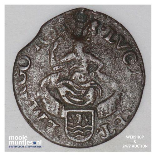Zeeland - Duit - 1665 misslag (kant A)