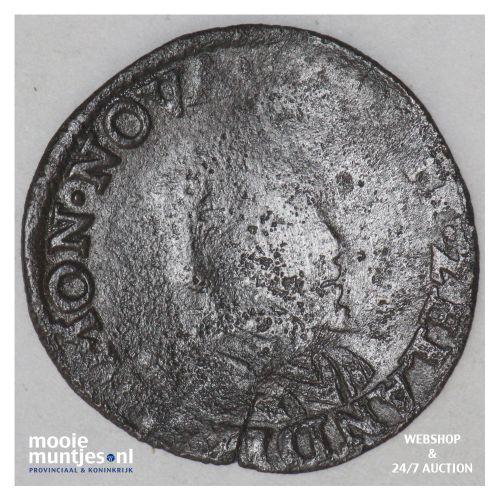 Zeeland - Oord - 1602 (kant B)