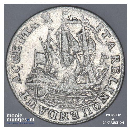 Zeeland - Scheepjesschelling - 1757 over 56 (kant B)