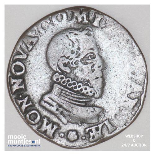 Zeeland - Oord - 1663 (kant B)