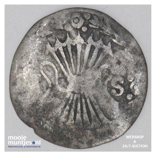 Zeeland - Pijl- of bezemstuiver - 1619 (kant B)