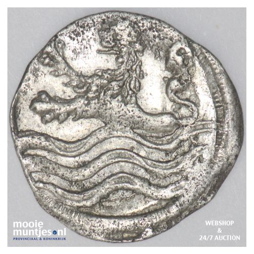 Zeeland - Stuiver - 1683 (kant B)