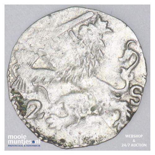 Zeeland - Dubbele stuiver - 1615 (kant B)