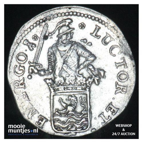 Zeeland - Daalder van 30 stuiver - 1676 (kant B)