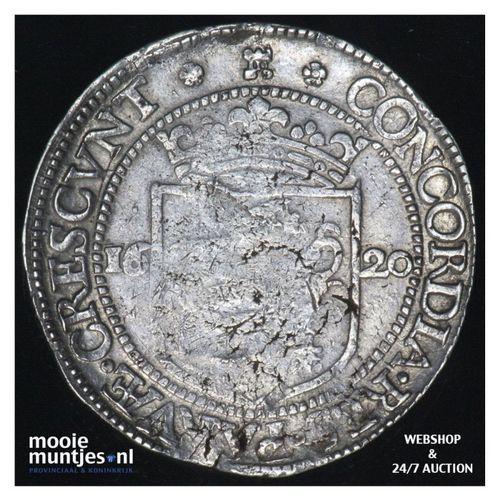 Zeeland - Nederlandse rijksdaalder - 1620 (kant A)