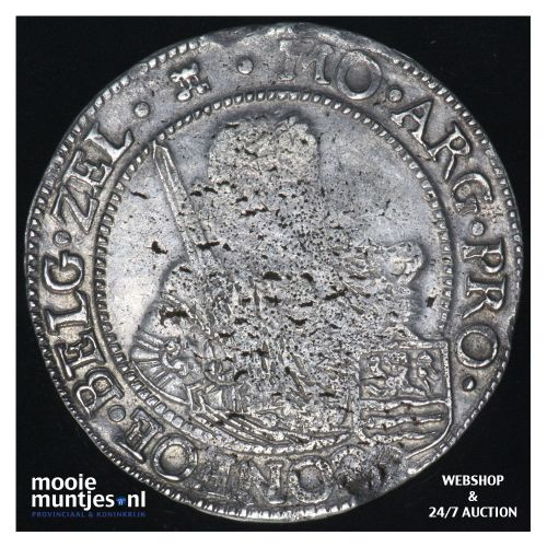 Zeeland - Nederlandse rijksdaalder - 1620 (kant B)