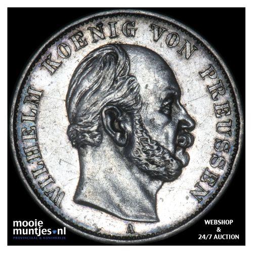thaler - German States/Prussia 1871 A (KM 500) (kant B)