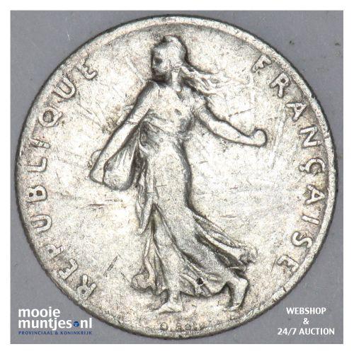 50 centimes - France 1907 (KM 854) (kant B)