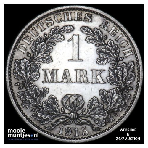 mark - Germany 1915 A (KM 14) (kant A)