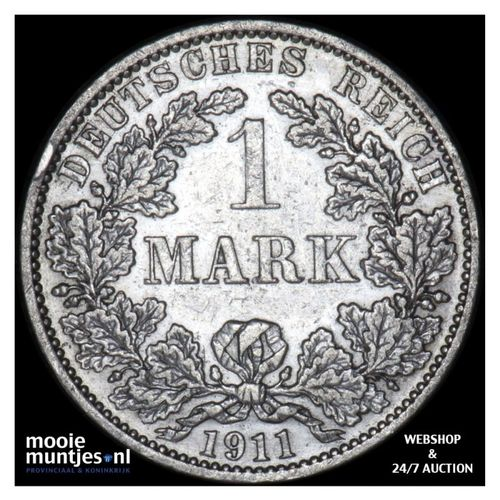 mark - Germany 1911 A (KM 14) (kant A)