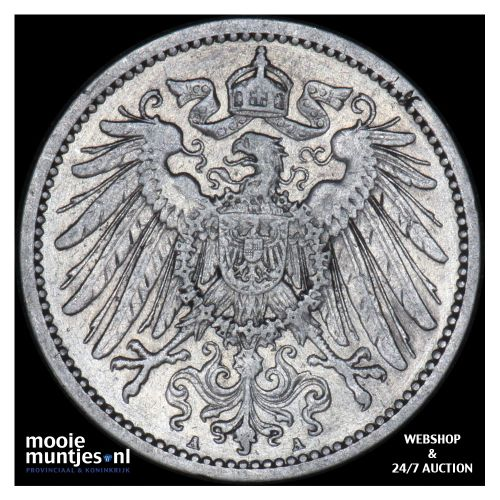 mark - Germany 1903 A (KM 14) (kant B)