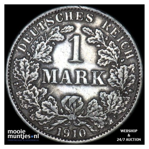 mark - Germany 1910 A (KM 14) (kant A)