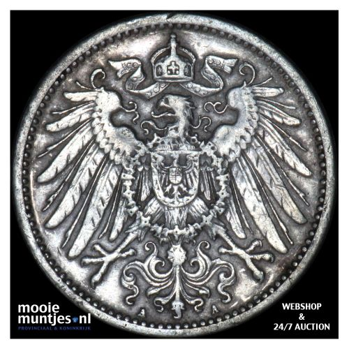 mark - Germany 1910 A (KM 14) (kant B)