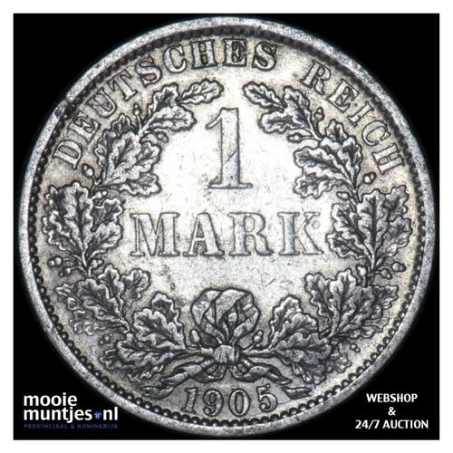 mark - Germany 1905 A (KM 14) (kant A)
