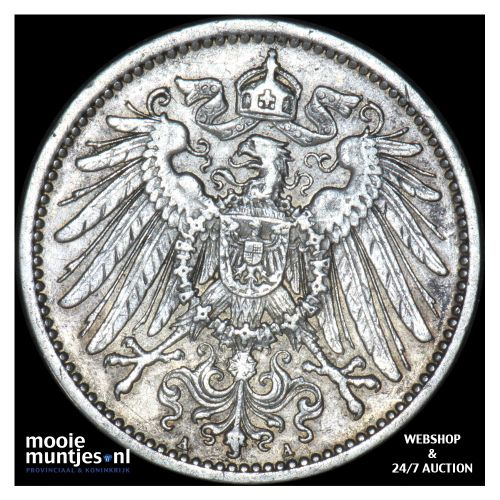 mark - Germany 1905 A (KM 14) (kant B)