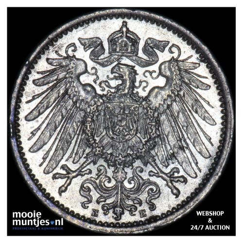 mark - Germany 1915 E (KM 14) (kant B)