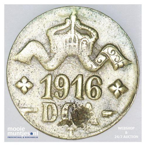 20 heller - German East Africa 1916 (KM 15a) (kant A)